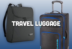 Rolling Luggage, Duffels & More