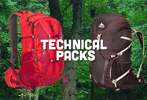 Tech Packs for any Trek