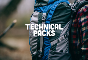 Hike & Daypacks
