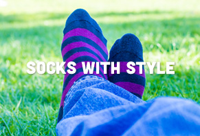 Stylish & Lively Socks