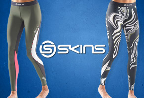 Skins Dynamic long Tights Starting @ $39.95