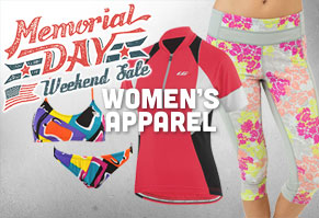 Athletic & Casual Apparel – Women's