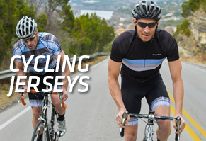 Long Sleeve & Short Sleeve Jerseys