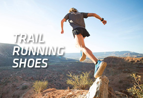 Men's & Women's Trail Running Footwear