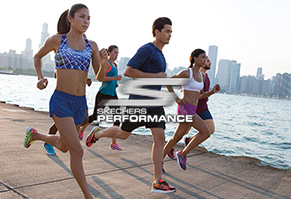 Performance & Casual Footwear