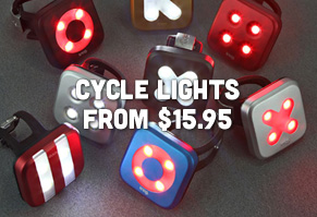 Front & Rear Lights Starting @ $15.95
