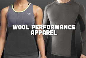 High-Quality Athletic Wool Apparel