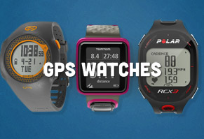GPS Equipped Fitness watches