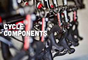 Wheels, Pedals, Stems & More