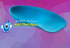 Plantar Fasciitis Treatments – Heel Cups/Wraps