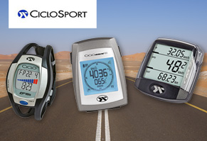 GPS & HR Cycling Computers