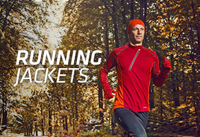 Men's & Women's Running Jackets