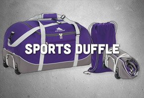 $16.95 Sports Duffle Bag on Wheels