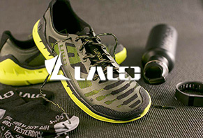 Light & Responsive Athletic Footwear