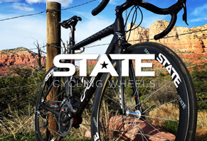 $1699.95 State Wheels 50W Carbon Wheelset