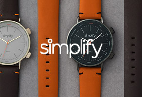 Simply Styled Watches