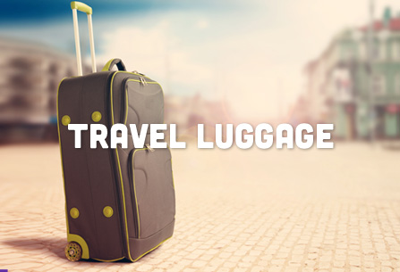 Rolling Luggage, Carriers & More