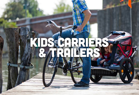 Joggers, Carriers & Trailers