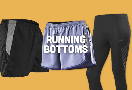 Lightweight & Comfortable Performance Bottoms