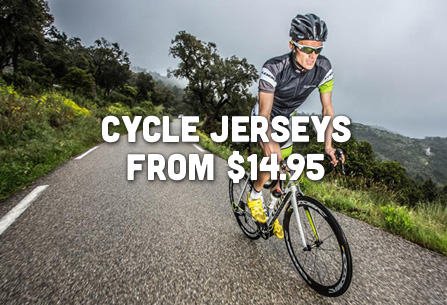 Road & MTB Jerseys Starting @ $14.95