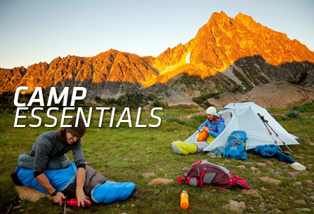 Tents, Sleeping Pads & More