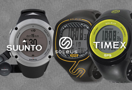 GPS Watches starting at $59.95