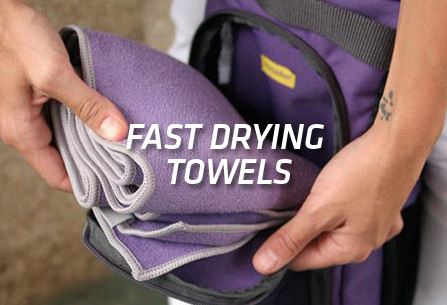 Fast Drying Sports Towels
