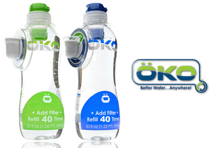 Original Water Filtration Bottles