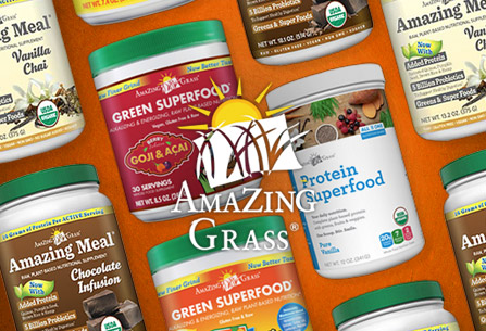 Organic Green Superfoods
