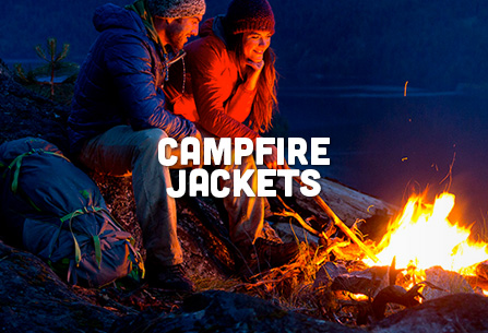 Jackets for Around the Campfire