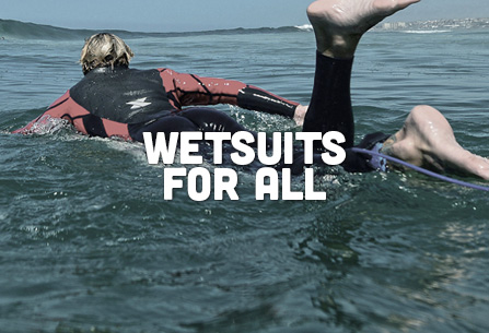 TRI, Surf Full & Spring Suits