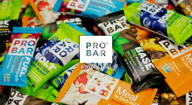 Vegan, Organic & Non-GMO Energy Bars