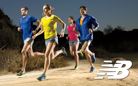 new balance running wear