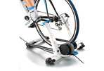 Tacx i-Flow with VR Steering Frame Trainer