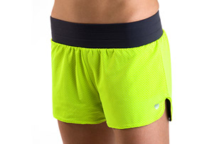 15 Love Reversible Mesh Short - Womens