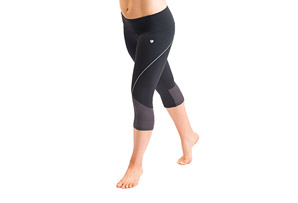 15 Love Compression Capri - Womens