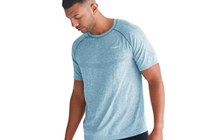 1st Round Gravity Seamless Shirt - Men's