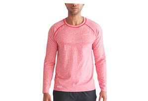 1st Round Cosmic Seamless Long Sleeve - Men's