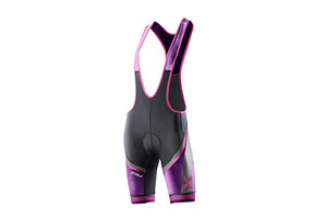 2XU Sublimated Cycle Bib Short - Women's