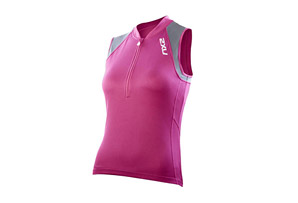 2XU Ice X Sleeveless Jersey - Womens