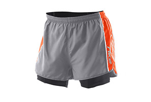 2XU 1/2 Compression X Run Short - Mens