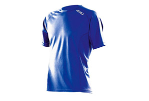 2XU Active Run Short Sleeve Top - Men's