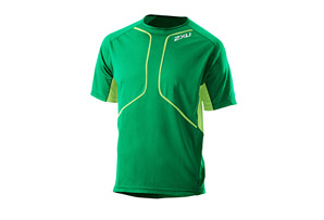 2XU Comp Run S/S Top - Mens