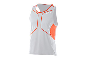 2XU Comp Run Singlet - Mens
