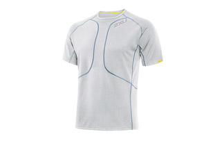 2XU Comp S/S Run Top - Mens