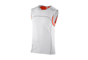 2XU Gym Singlet - Mens