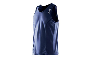 2XU Active Run Singlet - Men's