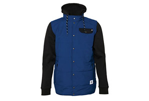 686 Tech Goods Bedwin Quilted Jacket - Men's
