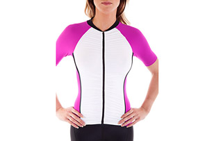 Alii Lifestyle Allesandra Short Sleeve Bike Jersey - Womens