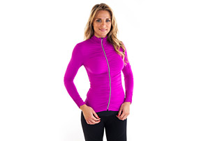 Alii Sport Adriana Ruched Jacket - Women's